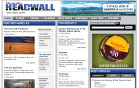 Montana Headwall