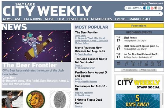 Salt Lake City Weekly